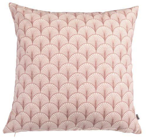 Koristetyyny BLEIKVIER 45x45 roosa | JYSK