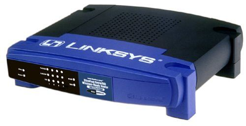 Linksys by cisco cable/dsl router- Model # BEFSR41