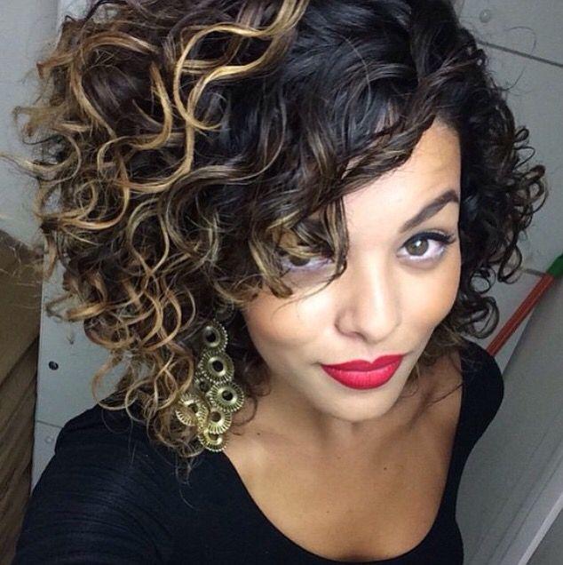 curls cachos