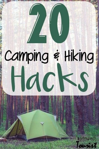 Best 25 Camping And Hiking Ideas On Pinterest