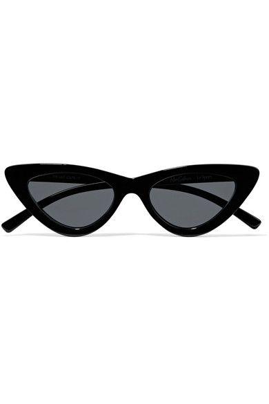 Le Specs   Lunettes de soleil œil-de-chat en acétate The Last Lolita par  Adam Selman   NET-A-PORTER.COM 324e5e96928f