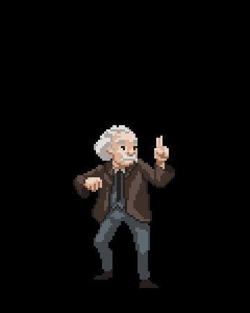 Albert Einstein                                                                                                                                                     Más