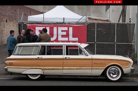 1963 Ford Falcon 'Full Dress' Ranch Wagon