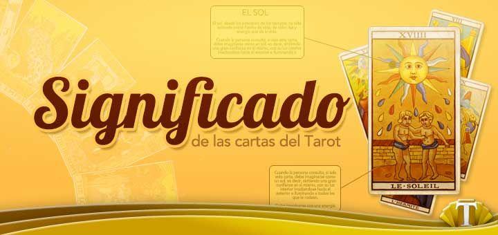 Significado de las cartas del tarot. Interpretación y significado de cada carta totalmente gratis.