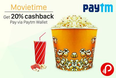@paytm m offers 20% Cashback on PVR Cinema Tickets.  http://www.paisebachaoindia.com/get-20-cashback-on-pvr-cinema-tickets-paytm/