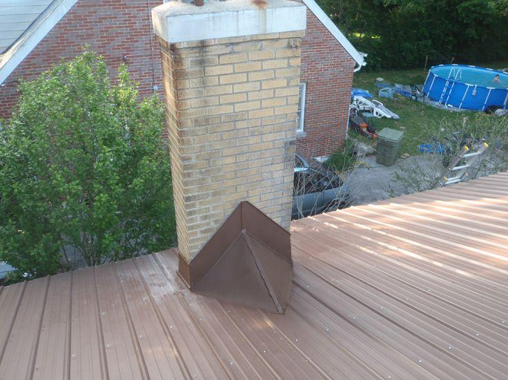 Metal Roofing Installing Metal Roofing Plywood Roof