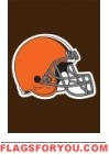 "Browns Mini Flag 15"" x 10 1/2"""