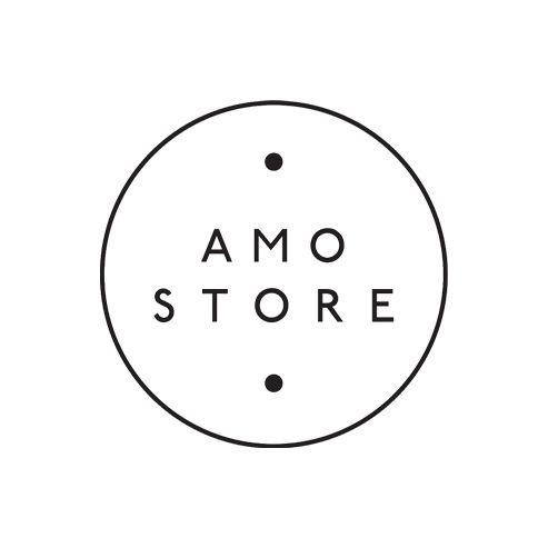 Amo Store logo by designed Studio SP–GD