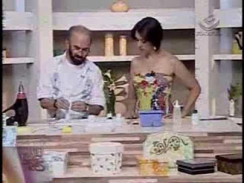 PUXA-SACO MATIZADO - PARTE 2 DE 2 - PROGRAMA MULHERES 08/02/2010 - YouTube