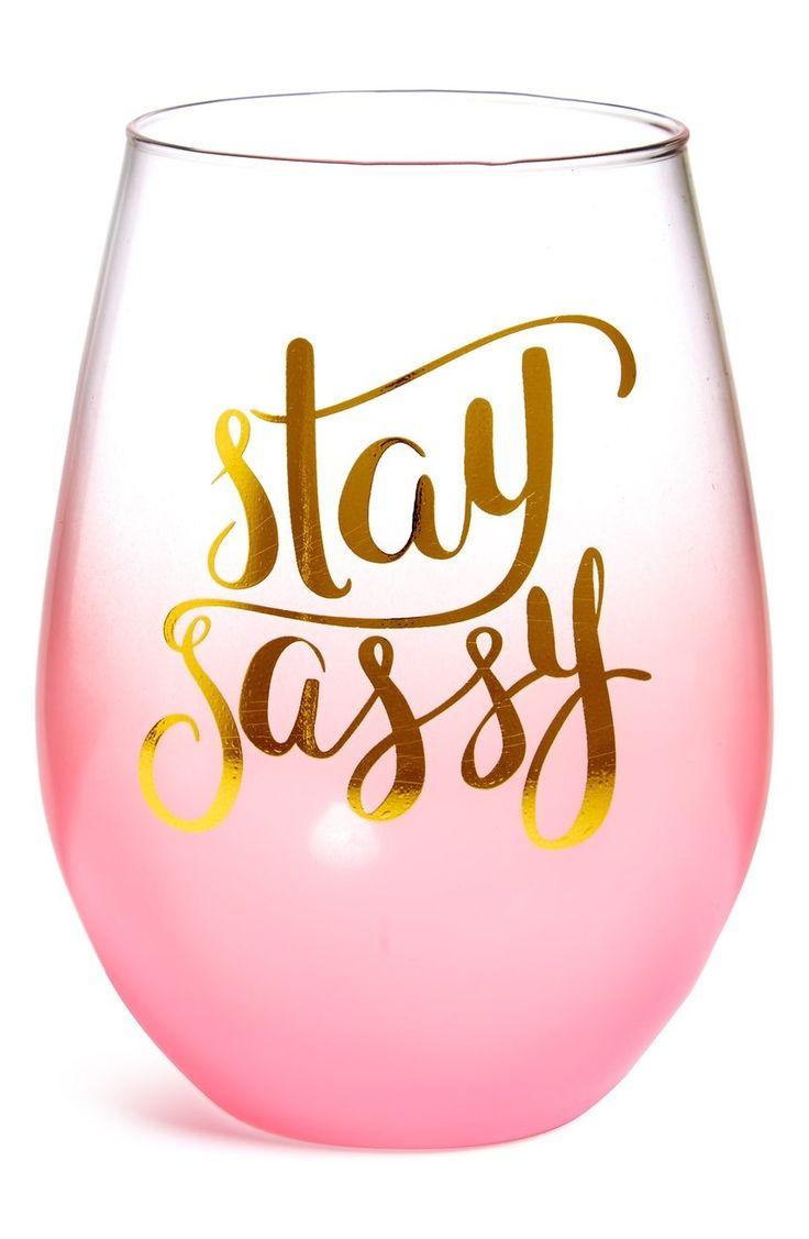 Stay sassy.