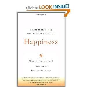 Written by Buddhist monk, Matthieu Ricard