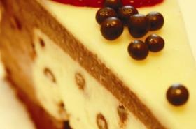 Cake unik ya di Cheese Cake Factory