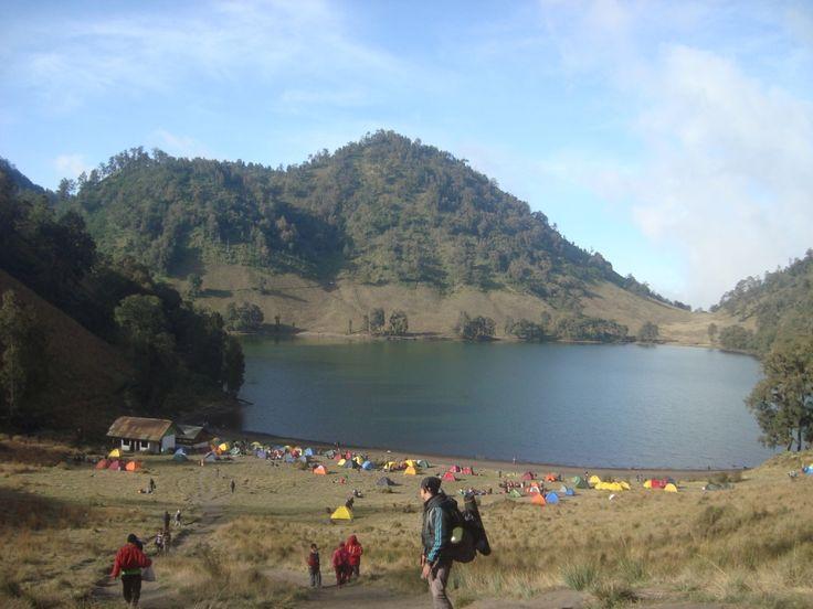 kumbolo.. #19072015 #trip 2 #Ranukumbolo #puncak #mahameru #indonesia #holidays #travel #photography
