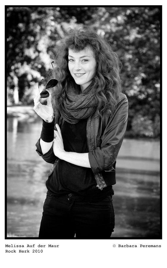 Melissa Auf Der Maur | Barbara Peremans Rock-O-Graphy