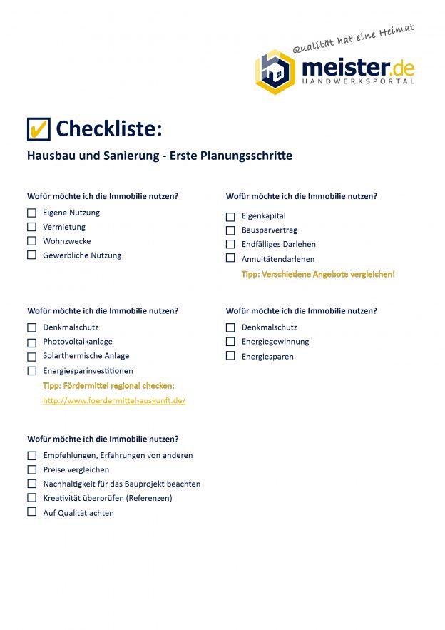 Checkliste_Hausbau_Sanierung_Erste_Planungsschritte