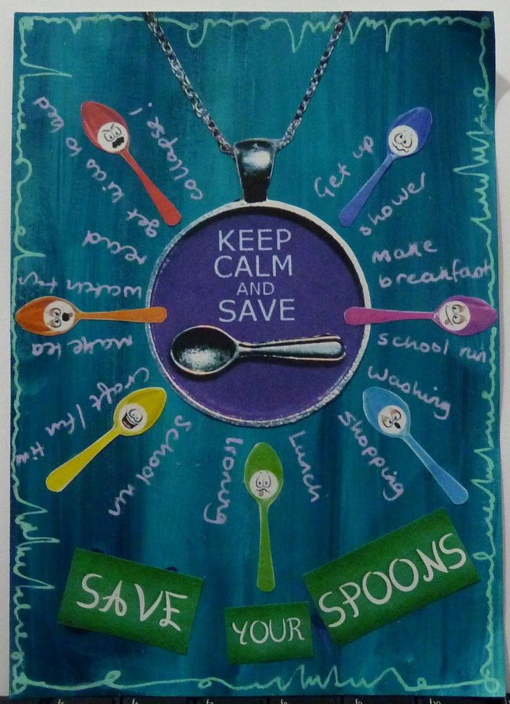 Spoon Theory                                                                                                                                                     More