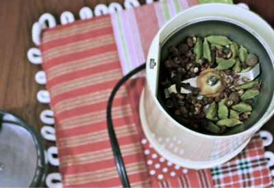 Chai Tea Recipe: Mix for Hot Masala Chai Tea