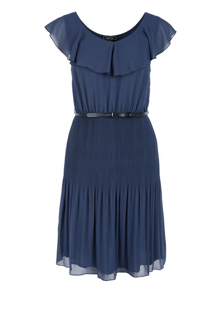 Plissee-Kleid Jetzt bestellen unter: https://mode.ladendirekt.de/damen/bekleidung/kleider/sonstige-kleider/?uid=96beb6ec-9e66-5c78-baa2-270df310566e&utm_source=pinterest&utm_medium=pin&utm_campaign=boards #sonstigekleider #hochzeiten #damen #feste #kleider #bekleidung