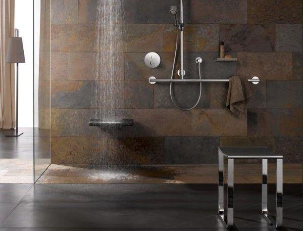#bagno #legno #vetro #inox #plexiglass #stili #colori