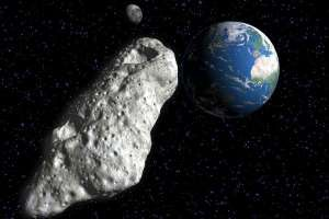 'Potentially hazardous' three-mile-wide asteroid to skim Earth just days before Christmas