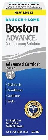 Bausch + Lomb Bausch & Lomb Boston Advance Conditioning Contact Lens Solution - 3.5 oz.