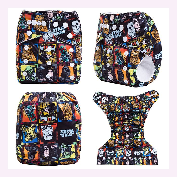 Ananbaby Reusable Cloth Nappy With Soft Inner Baby Diaper - ON SALE!! //Price: $15.45  //     #hashtag2