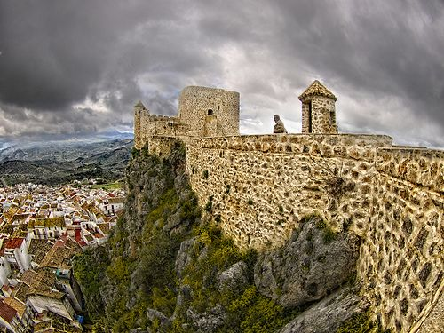 Andalusia Spain Breathtaking Castles And Other Dream Architecture Pinterest World The