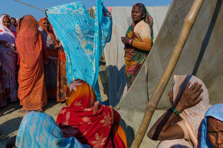 Alex Webb: Reflecting on the Kumbh Mela | PROOF