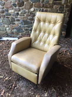 Retro vinyl Jason recliner | Armchairs | Gumtree Australia Noosa Area - Peregian Beach | 1149177193