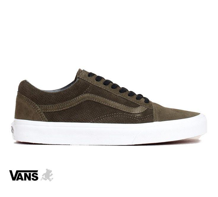 Vans Old Skool Sneaker Kadın Ayakkabı V004OJJRG