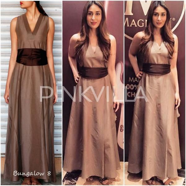 Yay or Nay : Kareena Kapoor in Amit Aggarwal and Bungalow 8 | PINKVILLA