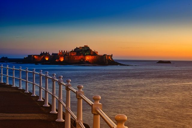 Elizabeth Castle - Planning a Jersey holiday