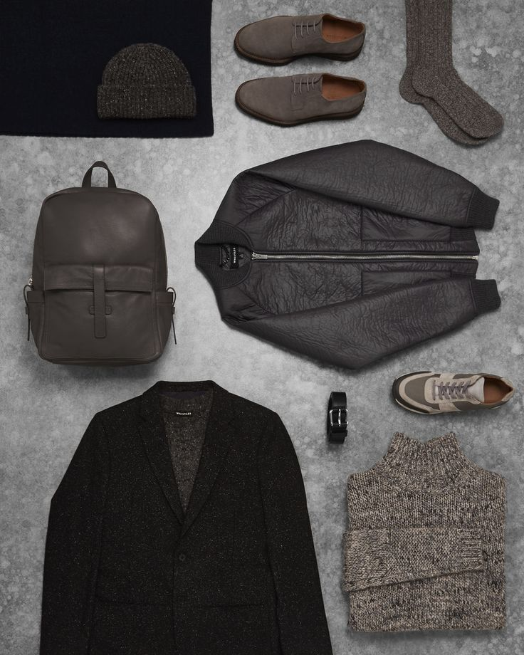 How to: wear grey
