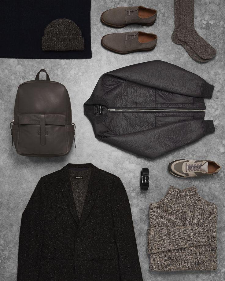 How to: wear grey