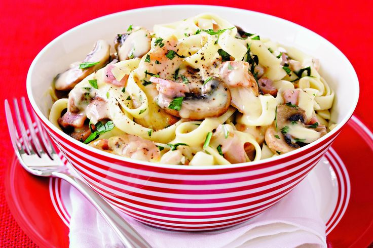 Fast and easy pasta that's as kind to your taste buds as it is to your wallet? Make this dish tonight!