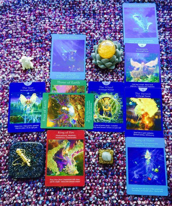 Earth Angel Realm Reading  Angel Tarot Reading by AngelsandTarot