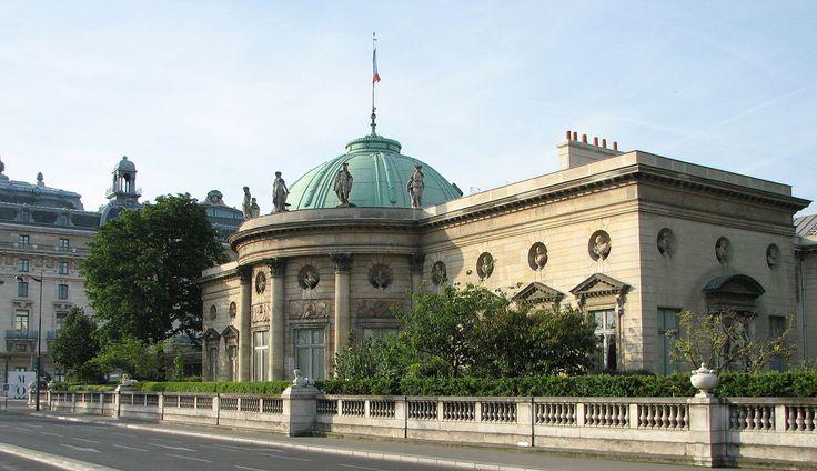 Hôtel de Salm - Palais de la Légion d'honneur — Wikipédia