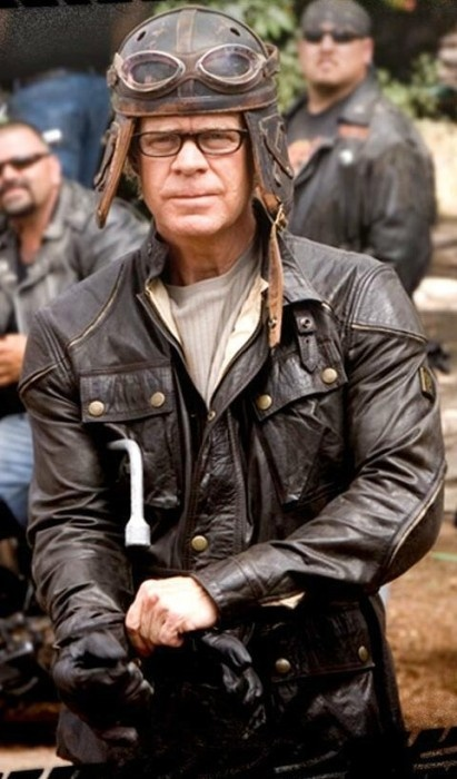 "Belstaff Centaur Leather Jacket in the movie ""Wild Hogs"""