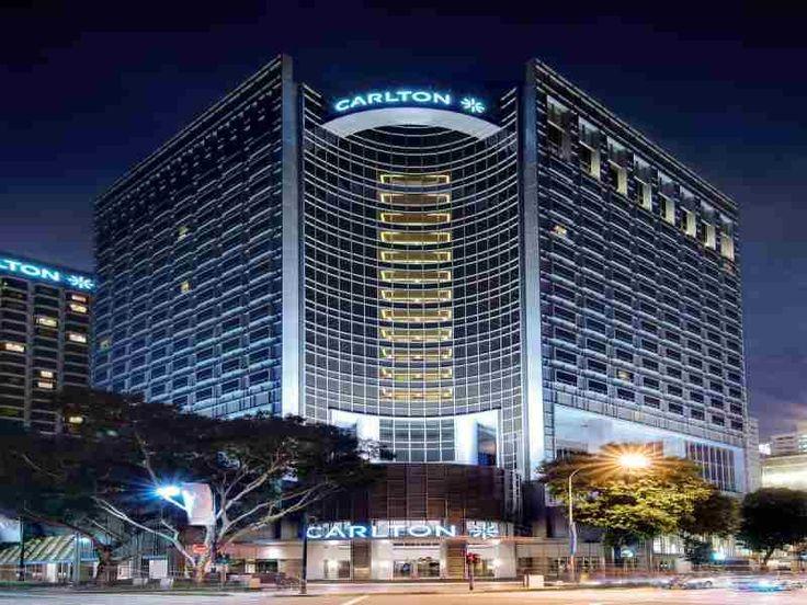 Carlton Hotel In Singapore