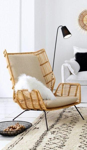 25 best ideas about fauteuil en rotin on pinterest - Peindre fauteuil en rotin ...