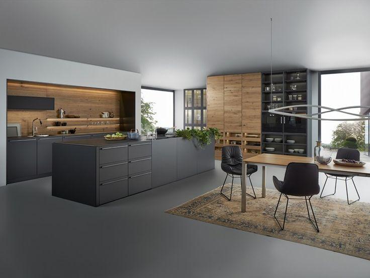 25+ best ideas about küche holz modern on pinterest | küche holz ... - Kchen Mit Holz