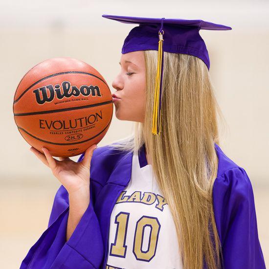 Chattanooga Senior Portraits for a senior girl basketball player!