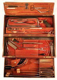 No. 2, Surgeon's Instrument Case, ca. 1880