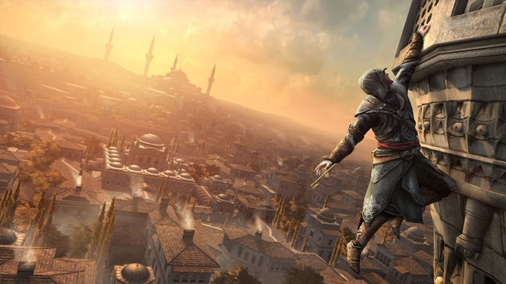 Assassin's Creed Revelations PC Game Screenshots