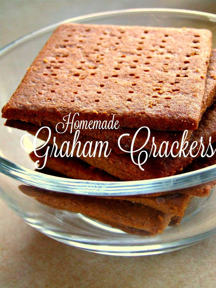 How to make your own from-scratch graham crackers!