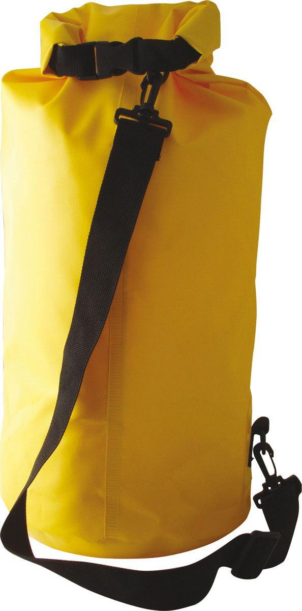 votre sac etanche pvc publicitaire jaune