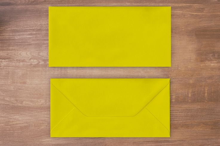 Yellow Invitation Style DL Envelope   100GSM Essential Addition to an invitation Card  Envelope Size: DL 220mm X 110mm   *Note: The envelope colours are for guidance only. Colours displayed on the web may differ from screen to screen due to screen resoloution, colour and brighteness.   Approximately 46.5% of this envelope sale goes to Charity Charity Org: Acceptable Enterprise (Larne) Ltd http://www.acceptableenterprises.co.uk