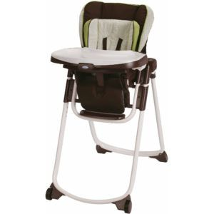 Graco Plastic High Chair Cover