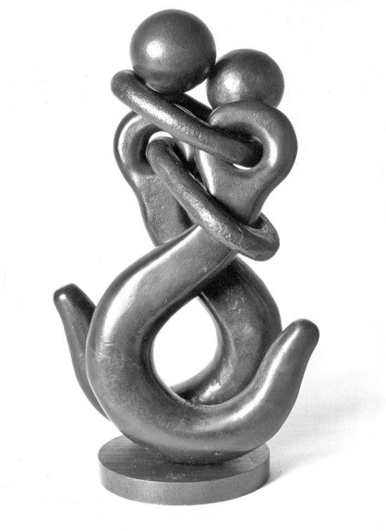Jean Pierre Augier, sculpture.  ego-alterego.com
