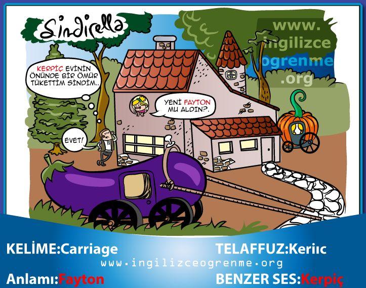 Carriage Türkçe anlamı nedir?